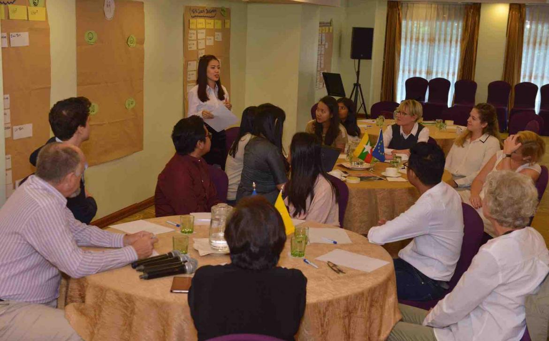 SMART Myanmar plans for 2019 actions | SMART Myanmar